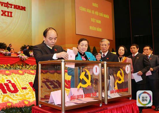 """越南领导层素有""""四驾马车""""之说,即越共中央总书记、国家主席、图片"""