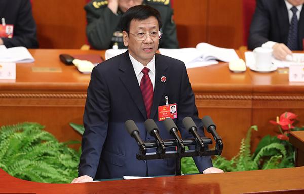 最高人民检察院检察长曹建明。 视觉中国 资料
