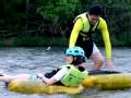 《一路上有你第二季片花》第三期 仙靓夫妇漂流落水呼救命 沙溢胡可落败爆笑受罚