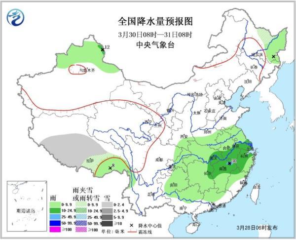 别的,内蒙古中东部、华北西部、东北地域中南部、山东半岛等地将呈现4~6级风。