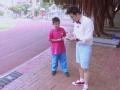 《了不起的挑战片花》第十二期 沙乐重返小天儿时校园 小学生找沙溢要柯南签名