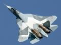 俄罗斯T-50首次从弹仓发射导弹