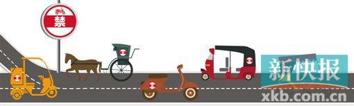 """《广州市非机动车和摩托车管理条例(草案)》提交市 人大常委会一审,提出以""""五禁""""严管"""