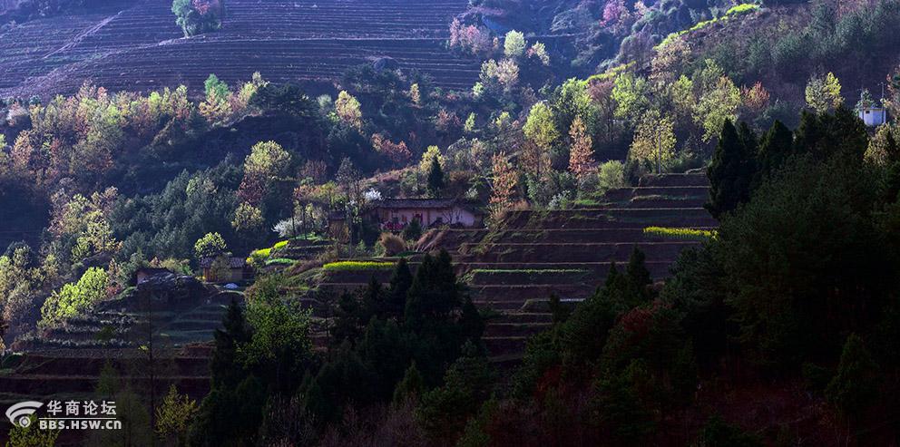 汉阴县漩涡镇地处凤凰山南麓,东与紫阳县汉王镇接壤,南与本县上七镇图片