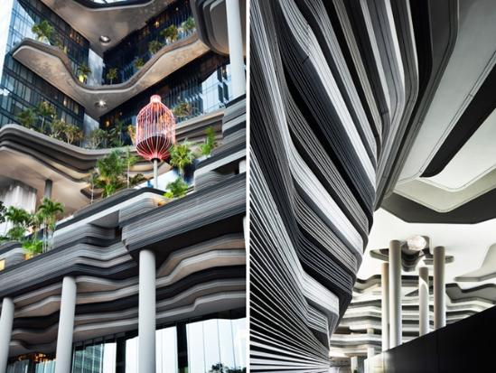 我要去旅行:新加坡花园酒店(组图)图片