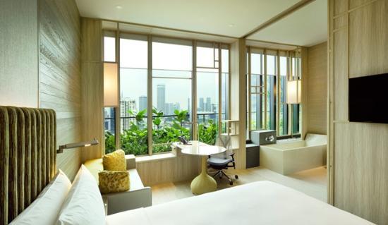 位于新加坡中部,介于cbd,克拉克码头区和唐人街之间,并紧邻芳林公园图片