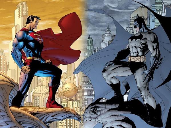 《蝙蝠侠大战超人》改编自弗兰克·米勒的经典漫画《蝙蝠侠:黑暗骑士归来》