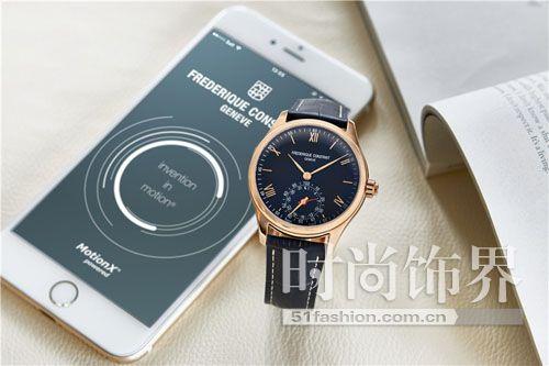 2016年巴塞尔国际钟表展-康斯登智能腕表