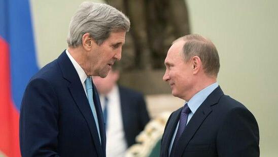 克里:乌克兰问题和平解决将铺路美解除对俄制裁