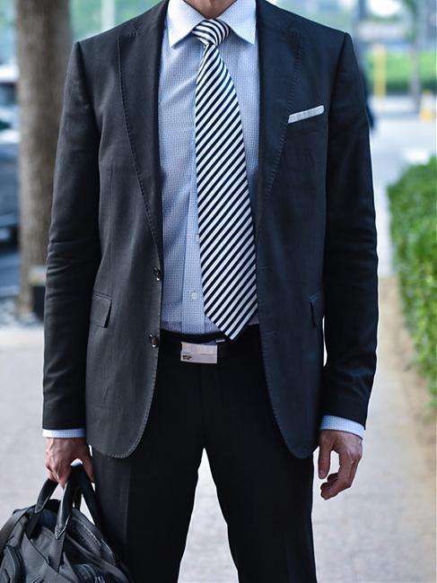 领带搭配知多少 组图