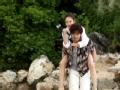 《我们相爱吧第二季片花》抢先看 橙汁情侣动情时刻 懵智柏林感受瞬间浪漫