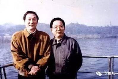 朱镕基与李剑阁