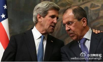 这个问题近日在英国《卫报》的报道中得到了部分答案。据《卫报》报道,俄罗斯副外长通过俄罗斯国际文传电讯社透露,克里-拉夫罗夫会谈结果之一就是美俄将联合发动攻打IS首都拉卡的战役。