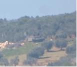 """""""自由军""""用CIA提供的陶式反坦克导弹击毁了库尔德YPG仅有几辆坦克之一"""