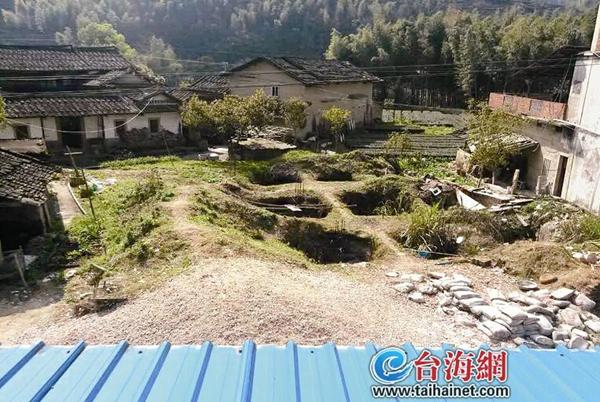 刘清连已年过六旬,希望早日能建起自己的房子