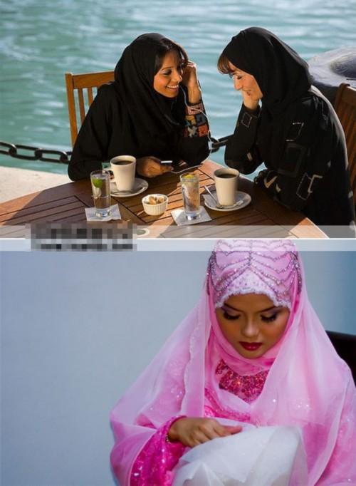 4、彻底颠覆饮食习惯,吃个中餐像打仗。生活在阿拉伯,虽然这儿中餐厅也不少,但主要还是以阿拉伯菜为主了。在这里我认识了一群像我一样嫁了老外的中国女人,于是我们约好每周一起上中餐馆大吃一顿。每每那一天,我一定早饭不吃直接赴宴,一群人坐下先不唠家常低头猛吃,生怕吃慢了过一会儿就没有了。后来我发现,只要我是在吃中餐,就一定目无旁人,全力以赴,就担心对不起中华几千年的饮食文化,给咱们老祖宗丢了脸。