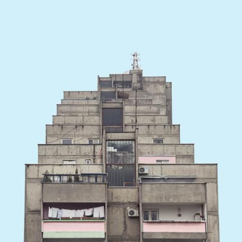 """塞尔维亚老建筑自带科幻风 如踏入""""星战""""场景(组图)"""