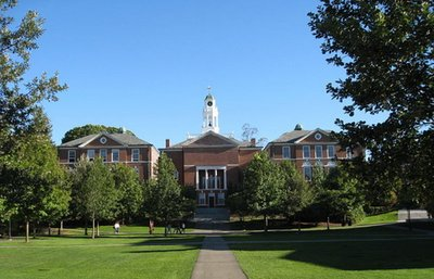 鲜少录取国际生的美国顶级私立高中Phillips Exeter Academy菲利普艾斯特中学