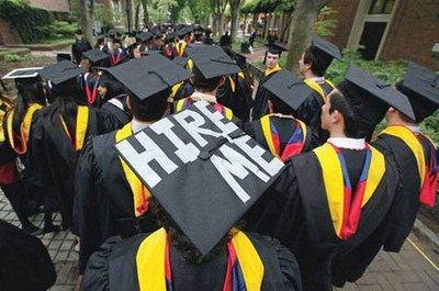 身份问题成了许多名校毕业生找不到工作的最大障碍