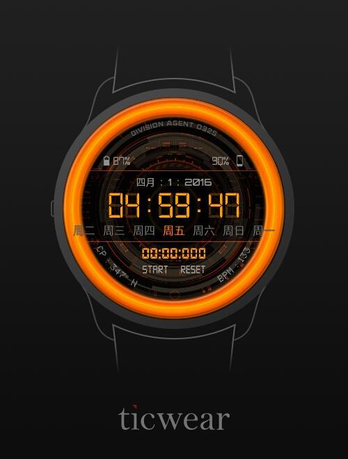 安装表盘所需软件:WatchMaker