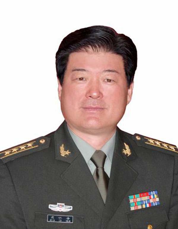 原文配图:北部战区陆军宋协峰副参谋长。