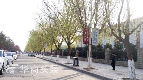 华商记者 贺秋平(摄)