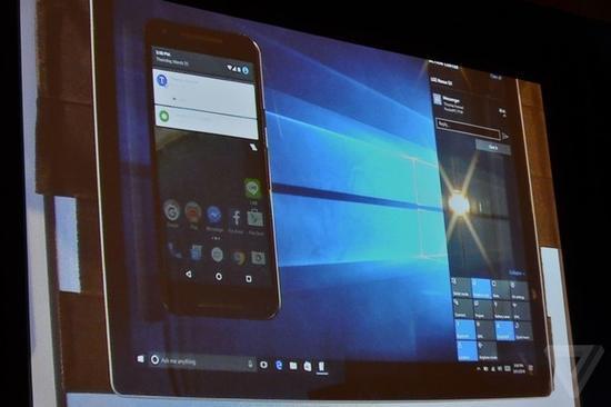 未来值得期待 Win10或支持Android通知