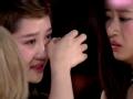 《蜜蜂少女队片花》第四期 17岁甜美女孩黯然离场 惹全场美少女泪崩