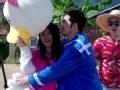 《一路上有你第二季片花》第四期 沙溢梦寐以求抱李湘: 我不比老王差