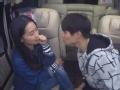 《我们相爱吧第二季片花》第三期 李沁看魏大勋拍吻戏 魏大勋噘嘴主动求吻