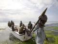 闪电突击 美军营救索马里海盗劫持船长秘闻