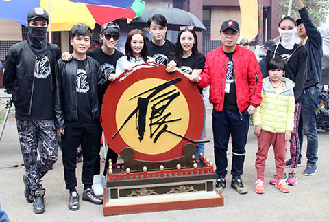 网剧《不良人》于4月7日,在横店正式开机