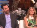 《艾伦秀第13季片花》S13E129 罗伯德兰尼喂奶 莎朗豪根丈夫爱其床戏