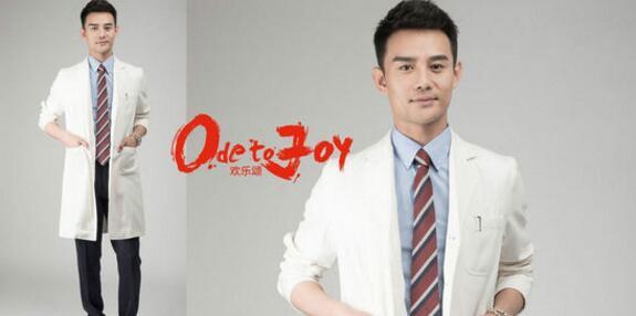 王凯在《欢乐颂》里饰演一位活泼的医生