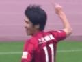 中超进球-王燊超传中吕文君推空门 上港1-0宏运