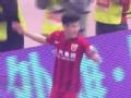 中超进球-孔卡神传球武磊轻松破门 上港2-0宏运