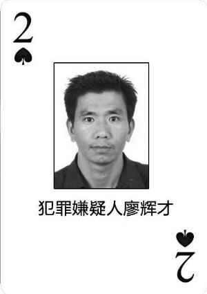 廖辉才,男,汉族,1974年11月9日出身,户籍地点:广西壮族自治区宾阳县宾州镇顾明村委会下寨村五队162号。身份证号码:452123197411091339。