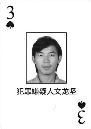文龙坚,男,汉族,1984年7月28日出身,户籍地点:广西壮族自治区宾阳县大桥镇南梧街167号。身份证号码:452123198407282874。