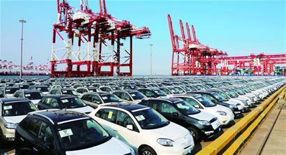 昨日,记者从青岛前湾保税港区获悉,今年一季度,青岛前湾保税港区汽车