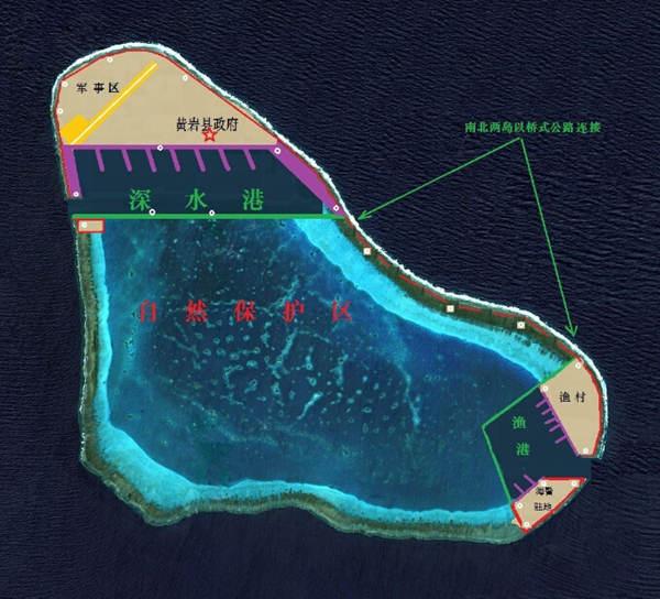 军事规划_羊山古镇国际军事旅游度假区总体规划示意图