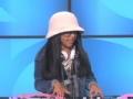 《艾伦秀第13季片花》S13E134 8岁萌妹DJ现场打碟 粉丝与艾伦视频疯狂