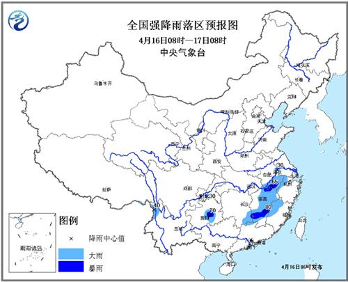 东北东部黄淮东部等地有中雨。16日至17日,东北东部、黄淮东部、江淮东部等地有小到中雨,局地大雨。