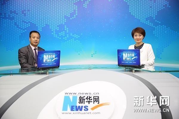 4月18日,中国航空器拥有者及驾驶员协会执行秘书长柯玉宝做客新华访谈。