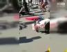 [汽车生活]女子撒泼 交警怒将其暴摔在地
