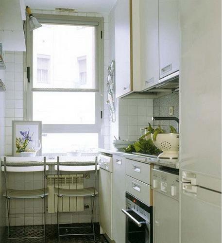 厨房设计效果图 让家居生活美美哒
