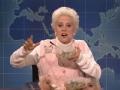 《周六夜现场第41季片花》第十七期 候选人乘地铁受抵制 辛普森母亲任性患暴食症
