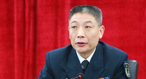 袁华智少将任海军装备研究院政委。