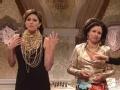 《周六夜现场第41季片花》第十八期 马萨皮夸大珠宝展示 电影经典爱受折磨的女人