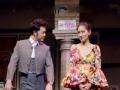 《一路上有你第二季片花》第七期 李湘跳舞太紧张忘动作 得倒数第一尴尬黑脸