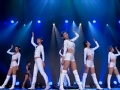 《蜜蜂少女队片花》第七期 谢霆锋少女队精灵之战 白衣翩翩大秀钢管舞